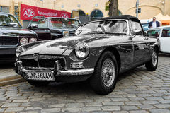 British sport car MG MGB Stock Images