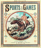 British Sports & Games—Cover Royalty Free Stock Photos