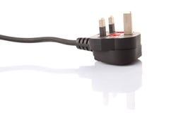 British Standard Plug I Stock Photo