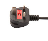 British Standard Plug IV Royalty Free Stock Images
