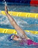 British swimmer Hannah Miley Stock Image