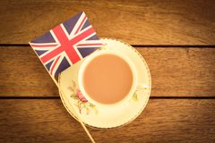 British Tea Royalty Free Stock Images