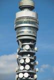 British Telecom ragen hoch, Lizenzfreie Stockbilder
