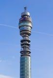 British Telecom ragen hoch Stockbilder
