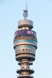 British Telecom står högt huvudet jpg Royaltyfri Fotografi