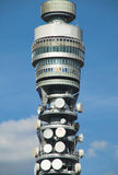 British Telecom Tower, Royalty Free Stock Images