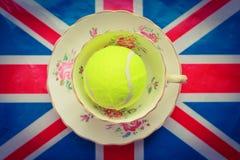 British Tennis Royalty Free Stock Image