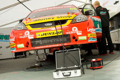 British touring car Stock Photography