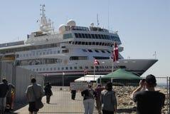 BRITISH TOURISTS ON MYSTRIOUS DESTINATION Stock Photos