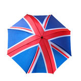 British Umbrella Royalty Free Stock Photography