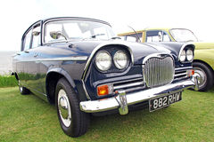 British vintage humber car Stock Photos