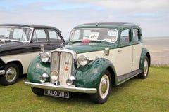British vintage rover p3 Stock Photos
