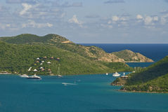 British Virgin Islands Stock Photos