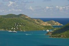 British Virgin Islands Fotos de archivo