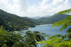 British Virgin Islands Stock Photo