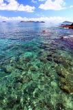 British Virgin Islands Scene Stock Images