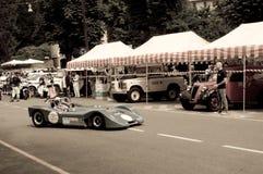 Britnell 750 Sport at Bergamo Historic Grand Prix 2015 Royalty Free Stock Image