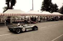 Britnell 750 Sport at Bergamo Historic Grand Prix 2015 Stock Images