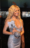 Britney Spears à Madame Tussaud's Photo libre de droits