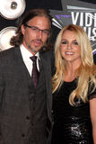 Britney Spears, Jason Trawick Royalty Free Stock Image