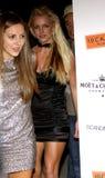 Britney Spears och Alli Sims Royaltyfria Foton
