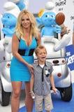 Britney Spears & Sean Federline Royalty Free Stock Image