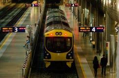 Britomart transportmitt fotografering för bildbyråer