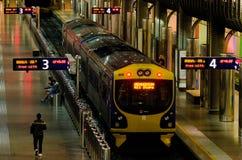 Britomart transportmitt royaltyfri bild