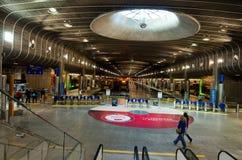 Britomart transportu Centre Zdjęcia Royalty Free
