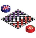 Brits Afghanistan conflict Stock Afbeeldingen