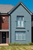 Brits huis Stock Foto