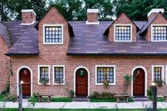 Brits huis Stock Afbeelding