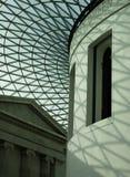 Brits museum Royalty-vrije Stock Afbeeldingen