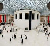 Brits museum Royalty-vrije Stock Afbeelding