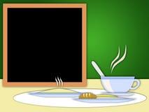 Brits ontbijt royalty-vrije illustratie