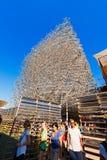 Brits Paviljoen - Expo Milaan 2015 Royalty-vrije Stock Afbeeldingen