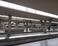 Brits Station Royalty-vrije Stock Foto
