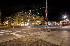 Britse ambassade in Berlijn Stock Foto