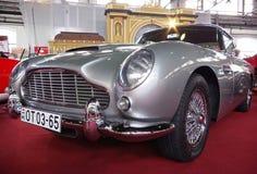 Britse douaneauto - Aston Martin Royalty-vrije Stock Foto's