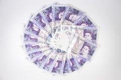 Britse Munt Royalty-vrije Stock Afbeelding