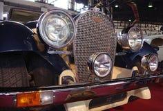 Britse open tweepersoonsauto Royalty-vrije Stock Afbeelding