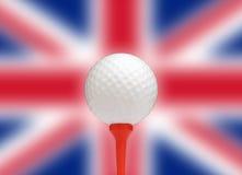 Britse sport Royalty-vrije Stock Afbeelding