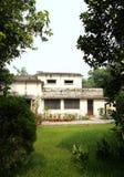 Britse tijdhuizen in de campus van IIT Roorkee met ruimten en goed ventilatie stock fotografie