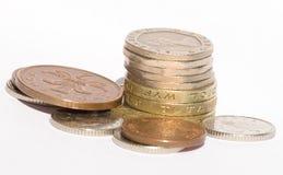 Britse Verandering Stock Afbeeldingen
