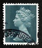 Britse Zegel Royalty-vrije Stock Afbeeldingen
