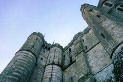 Brittany Abbey Royalty Free Stock Photo