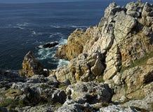 Brittany, Camaret: Pointe de pena-Hir imagem de stock royalty free