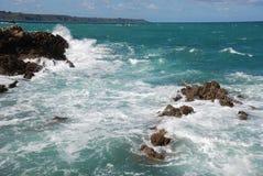 The Brittany coast Stock Photos