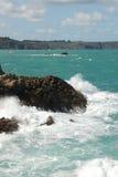 The Brittany coast Royalty Free Stock Photos