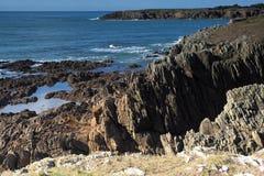 Brittany coast Stock Photography